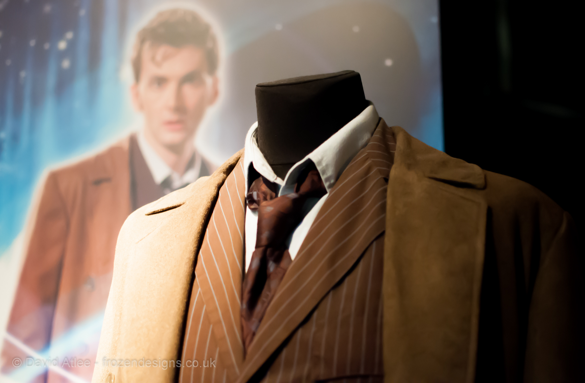 David Tennant Doctor Who Outfit