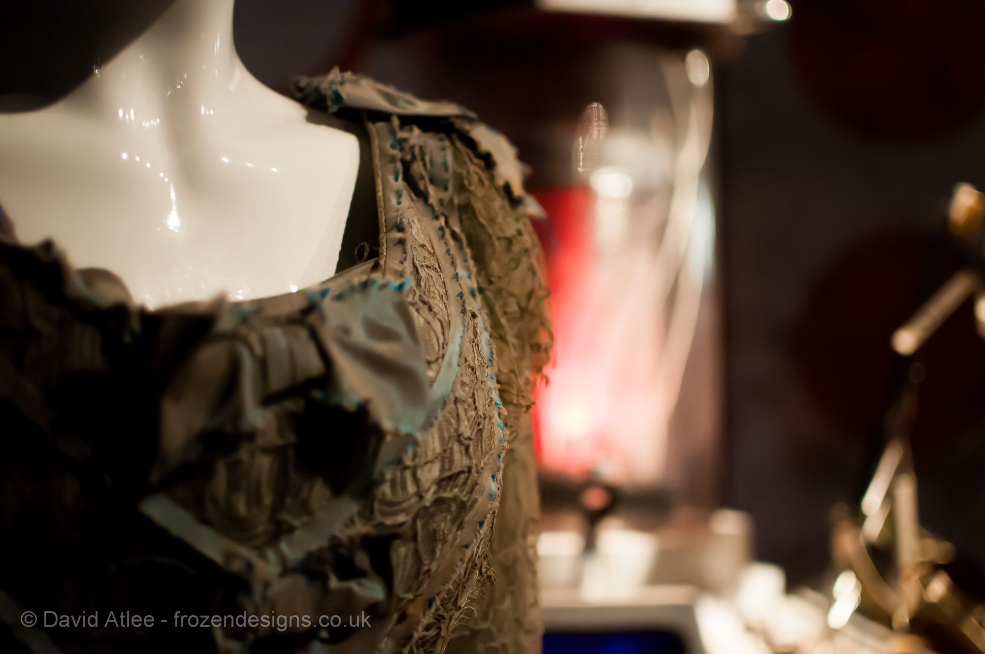 The Taris's Dress from 'The Doctor's Wife '