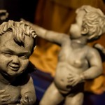 Scary ''Don't Blink ' Cherubs