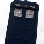 The Tardis in Cardiff Bay